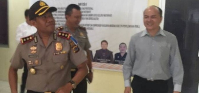 Polres Minahasa Siapkan Pengamanan Pilbup 2018