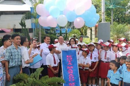 Deklarasi Manado Menuju Kota layak Anak