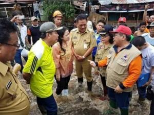 Bencana di Kota Bitung 4622 Warga Mengunsi, 1162 Rumah Rusak, 2 Korban Luka Berat