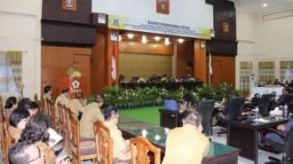DPRD Tomohon Setuju Bahas Ranperda Ketertiban Umum dan SPPD Elektronik