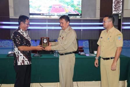 """Eksekutif Kabupaten Tulungagung """"Berguru"""" di Pemkot Manado"""