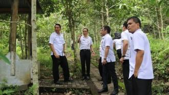 Eman Tindaklanjuti Rencana Pembangunan Taman Wisata Alam Kota