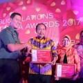 Pemkot Manado Raih Penghargaan Publik Relations Indonesia Awards 2017