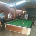 Pertandingan billiard dalam memperebutkan Piala Wakil Gubernur