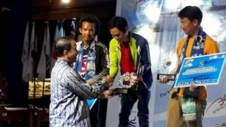 Sukses, Kejuaraan Paragliding Accuracy World Cup Serie 1