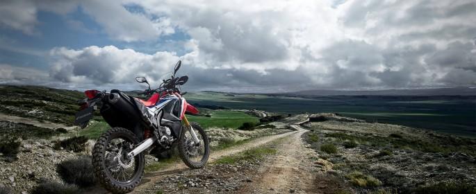 Motor Adventur Tourer Honda CRF250Rally Hadir di Sulut