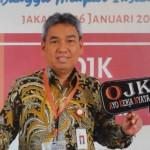 Kepala OJK Sulutgomalut Elyanus Pongsoda