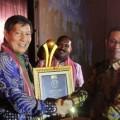 Penghargaan Indonesian Ministers Awards 2017 untuk Kota Manado