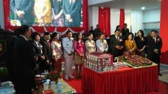 HUT ke-10 Kabupaten Minahasa Tenggara