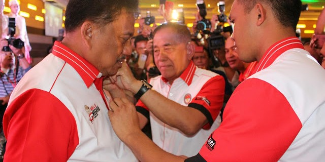 Gubernur Olly : Jangan Ganggu Gugat Pancasila!