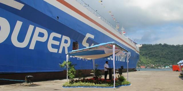 Optimis Ekspor Sulut Meningkat, Kedatangan Kapal RoRo Disambut Gembira