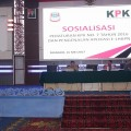 KPK Perkenalkan Aplikasi e-LHKPN di Pemkot Manado