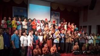 Walikota GSVL Ajak Warga Kawanua di Bali Promosikan Pariwisata Manado