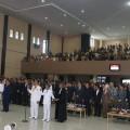Walikota GSVL Hadiri Pelantikan Bupati Bolmong dan Sangihe