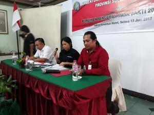 Pemegang Mandat Pembentukan IWO Sulut