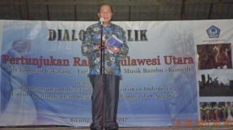 Lomban Hadir Dialog Kemaritiman