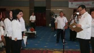 Paula Runtuwene Kembali Pimpin PMI Manado