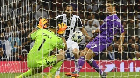 RonaldoCetak Goal
