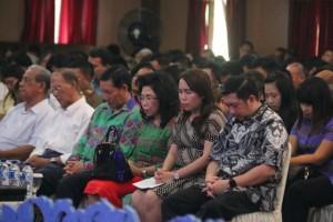 GSVL-Mor Berkeyakinan Tuhan Selalu Menyertai dalam memimpin Kota Manado