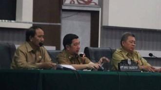 Wawali Mor Pimpin Rapat Persiapan HUT ke-394 Kota Manado