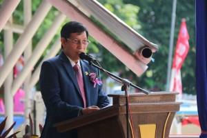 Sambutan Walikota Manado DR Ir GS Vicky Lumentut SH MSi DEA.