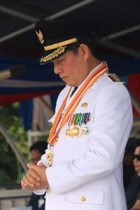 Walikota Manado Dr Ir GS Vicky Lumentut SH MSi DEA