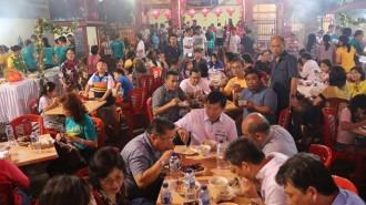 Sosialisasi Manado Fiesta 2017 Sambil Menikmati Suasana Bazaar Kuliner