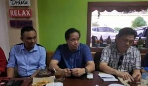 Bersama IWO Sulut, Bawaslu Sulut Lakukan Pengawasan Pilkada, Pileg dan Pilpres