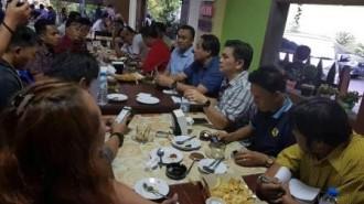Komitment bersama IWO Sulut dan Bawaslu Sulut