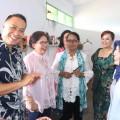 JFE-SAS Sambut Menteri PPPA RI di Lapas Anak Tomohon