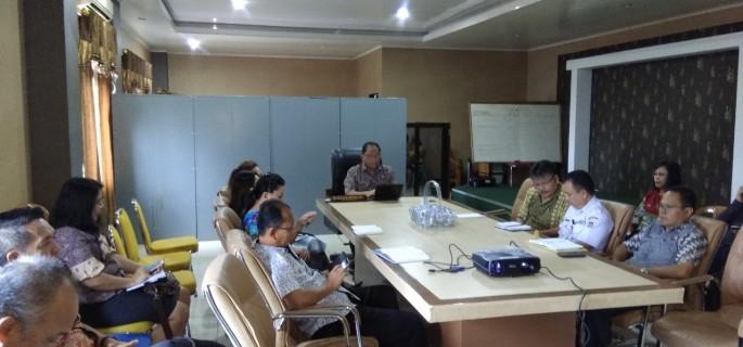 Lolowang Koordinasi Tugas Sekretaris SKPD