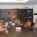 Walikota JFE Koordinasikan Event TIFF Pada Kapolda Sulut