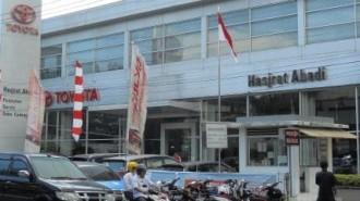 Kantor PT Hasjrat Abadi Jl Sudirman Manado