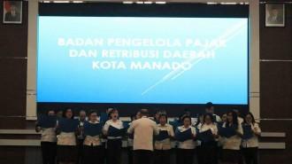 Mars Komitmen '953'  Lagu Wajib Lomba Paduan Suara HUT ke-394 Kota Manado