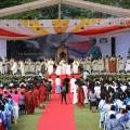 Mgr.Benedictus Estephanus Rolly Untu,MSC Resmi Pimpin Keuskupan Manado