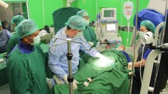 RSUP Prof Kandou Gelar Baloon Mitral Valvuloplasty