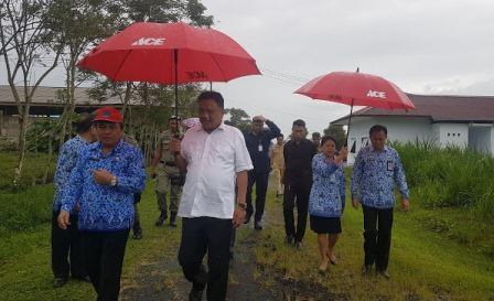 Tampusu Akan Dijadikan Daerah Agrowisata