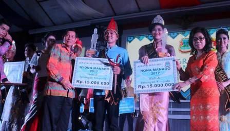 GSVL: Tugas Nyong Nona Manado 2017 Sangat Berat
