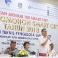Walikota Eman Buka Bimtek Pengelolaan Smart City