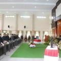 DPRD Paripurna Dengarkan Pidato Presiden