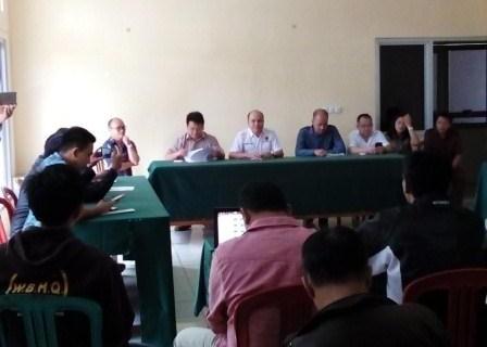 Jelang Tahapan Pilkada 2018, KPU Minahasa Dialog Bersama Media