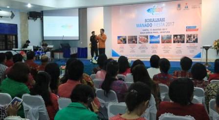 K3 Jayapura Bakal  Pulang Kampung Meriahkan Manado Fiesta 2017