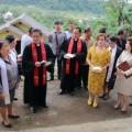 SAS Hadiri Pengukuhan Pendeta Bukit Sion Kayawu