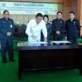 Walikota Eman Berharap DPRD Mampu Tingkatkan Kinerja