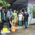 Walikota Eman Monitor Program Hibah Air Minum
