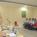 Walikota JFE Ajak Siswa Hidup Bersih dan Sehat