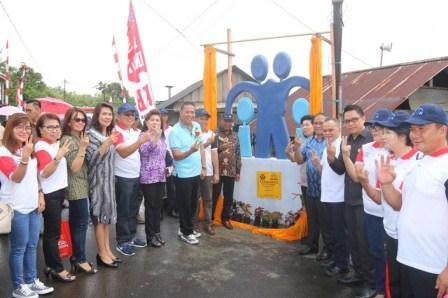 Walikota JFE Canangkan Kampung KB