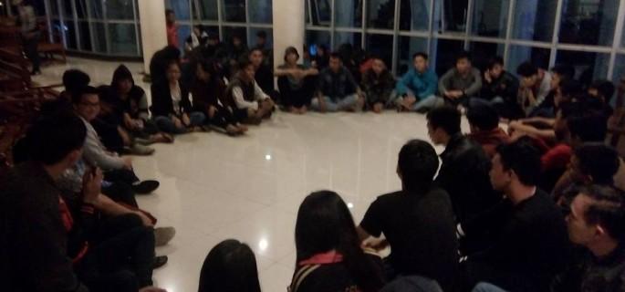 Gelar Doa Semalam di Kantor Sinode GMIM, 3 Mahasiswa UKIT Diamankan