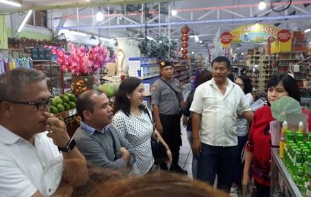 Antisipasi Pil PCC, Dinkes Tomohon Gandeng Polres dan BPOM Gelar Razia
