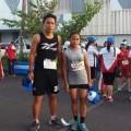Ashanty Kaeng Potensi Muda Tomohon, Mulai Jajal Lomba Lari Skala Nasional